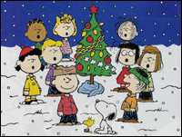 of all the great old christmas specials and there are many my favorite has always been a charlie brown christmas its quite extraordinary how well the - Christmas Time Is Here Song